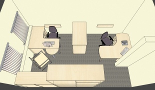 Балка на потолке дизайн
