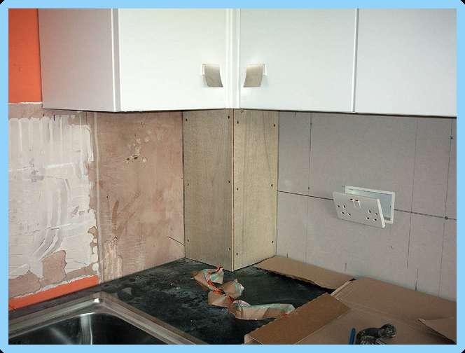 Как скрыть газовую трубу на кухне фото - de3cd